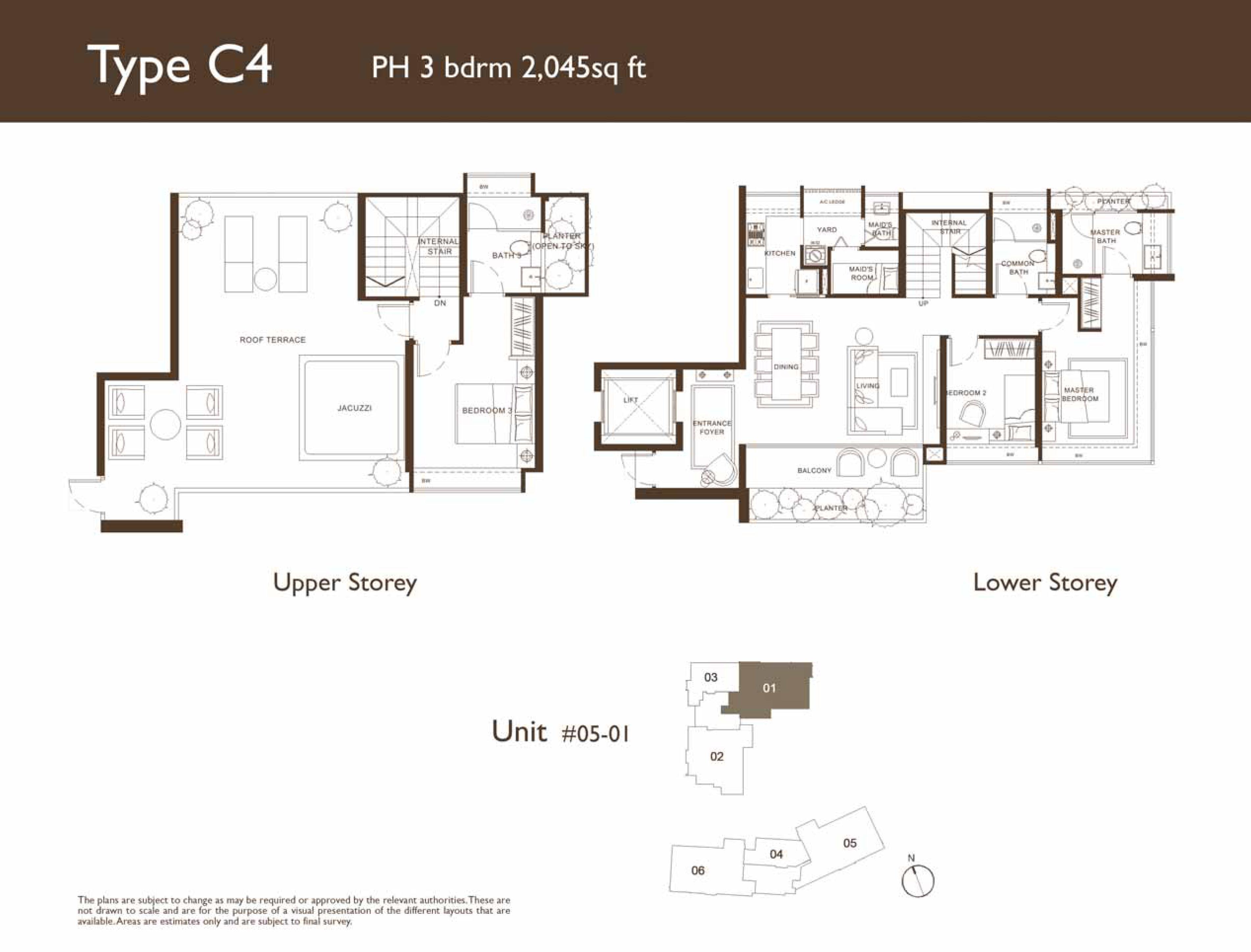 penthouse 3 bed d 39 almira. Black Bedroom Furniture Sets. Home Design Ideas
